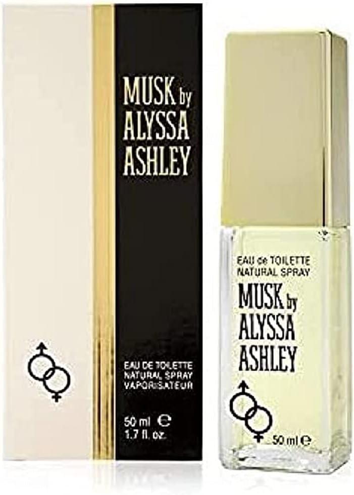 Alyssa Ashley 11731 - Eau de toilette para mujer, 50 ml
