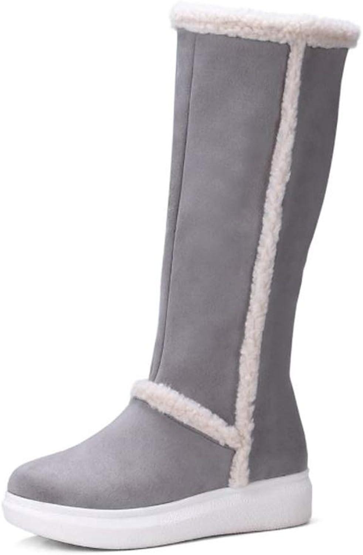 BeautyOriginal Women's Winter Snow Boots Cold Weather with Zip