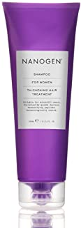 Thickening Treatment Shampoo for Women - 240ml By Nanogen