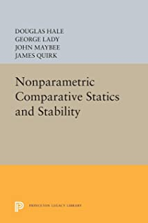 Nonparametric Comparative Statics and Stability