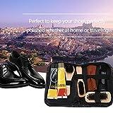 Raguso - Esmalte de zapatos neutro, con funda de piel sintética, 8 piezas, productos para el cuidado de zapatos, productos para el hogar, salidas de negocios para botas