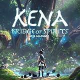 Kena Bridge of Spirits Calendar 2022: OFFICIAL game calendar. This incredible cute calendar july 2021 to december 2022 with high quality pictures .Gaming calendar 2021-2022. Calendar video games
