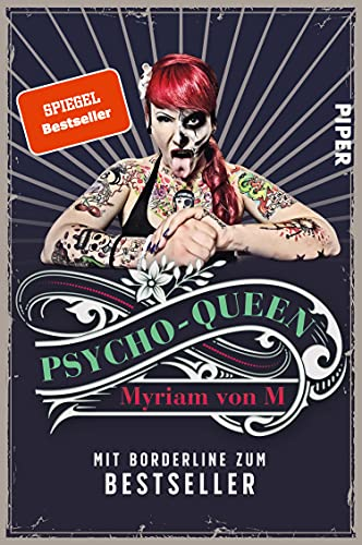 Psycho-Queen: Mit Borderline zum Bestseller