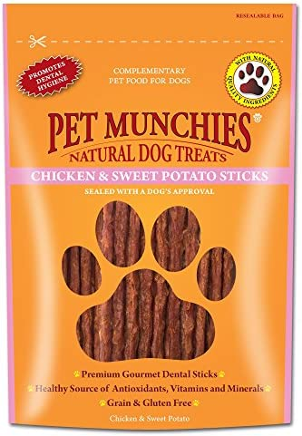 PET MUNCHIES Sticks