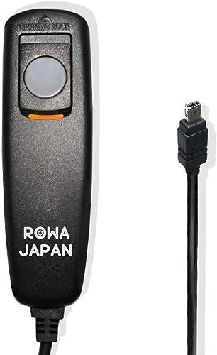 【初心者向け/握りやすい】Nikon ニコン MC-DC2 対応 シャッター リモコン コード レリーズ 【ロワジャパン】