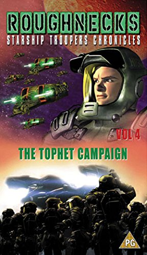 Roughnecks - Starship Troopers Chronicles: The Tophet Campaign [VHS]