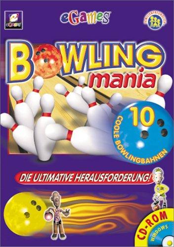 Bowling Mania [eGames], DVD-Box