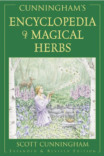 Cunningham's Encyclopedia of Magical Herbs (Cunningham's Encyclopedia Series Book 1)