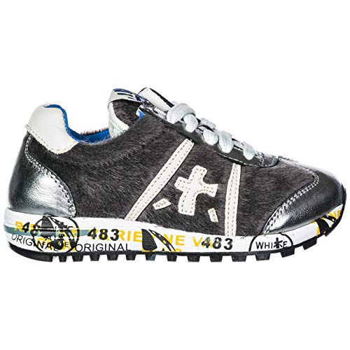 Premiata Baby Lucy Sneakers Argento 11 US Child