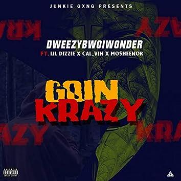 Goin Krazy ft Lil Dizzie, CalVin & MoSheenor