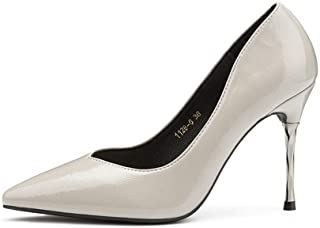 Ying-xinguang Shoes Fashion Thin Shoes Sexy Professional OL Women's Shoes Women's High-Heeled Comfortable