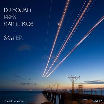 Sky EP (Dj Equan Presents Kamil Kos)