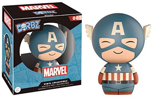 Dorbz: Marvel: Captain America Exclusivo