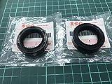 純正品番 51153-13200 バンバン50 正立フォーク オイルシール2個 スズキ 新品 日本製 オーバーホール レストア 3型 5型 用