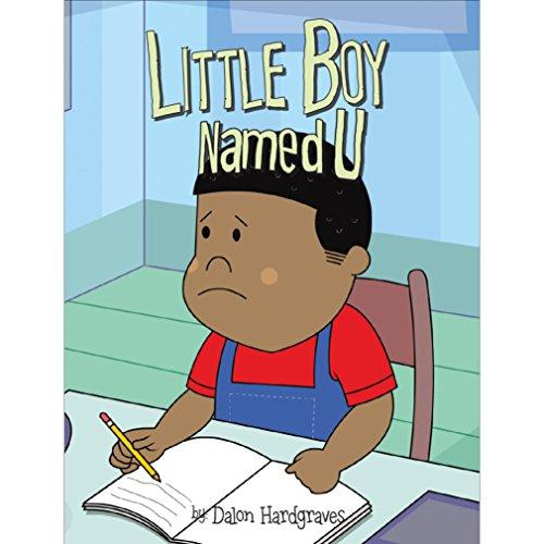 Little Boy Named U audiobook cover art