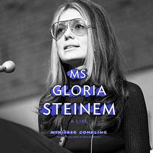 Ms. Gloria Steinem cover art