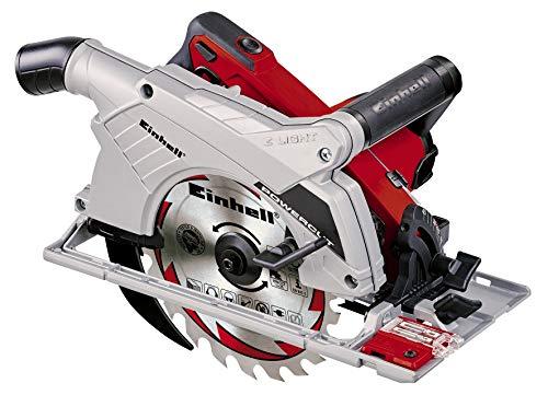 Einhell Expert RTCS 1901  Sierra circular 230 V 1500 W velocidad 5500 min1 profundidad de corte 9045 6648 mm diámetro del disco 190 x 30mm ref 4330970