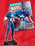 Eaglemoss Marvel Figurine Collection Nº 9 Captain America