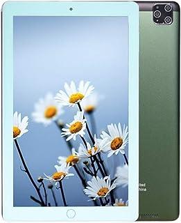 C idea Cm3000+ 10 inch Tablet,Face Unlock,Dual Sim,Quad Core,4GB Ram,64GB,Wifi,4G Lite (Forest Green)+Power Bank