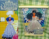 タカラ Jenny 青髪 雪の女王 サンバ ワールドコレクション ジェニー 着せ替え人形 ブルーヘアー ドール Collectors Edition