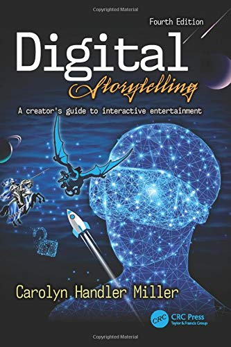 Compare Textbook Prices for Digital Storytelling 4e 4 Edition ISBN 0001138341584 by Miller, Carolyn Handler