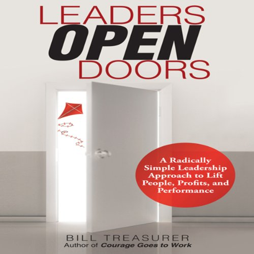 Leaders Open Doors cover art