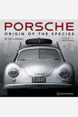 Porsche - Origin of the Species with Foreword by Jerry Seinfeld Hardcover