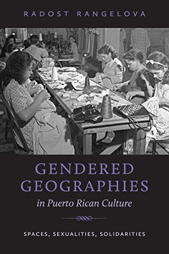 Gendered Geographies in Puerto Rican Culture: Spaces, Sexualities, Solidarities: 303 (North Carolina Studies in the Romance Languages and Literatures)
