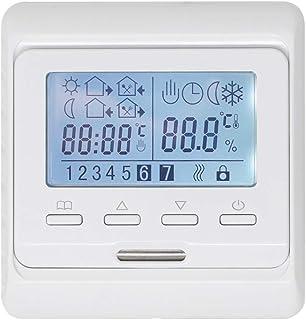para usar Termostato ambiente Bliss Verano//Invierno 5/A 250vac