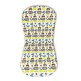 Cochecito de bebé Cojín Forro Alfombrilla Silla de paseo Alfombra de asiento de coche Protector de cubierta universal Transpirable Suave (Numbers)
