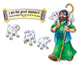 The Good Shepherd Bulletin Board Set