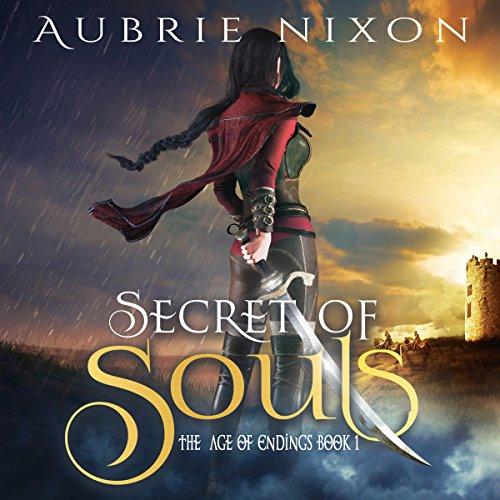 Secret of Souls (Age of Endings) audiobook cover art