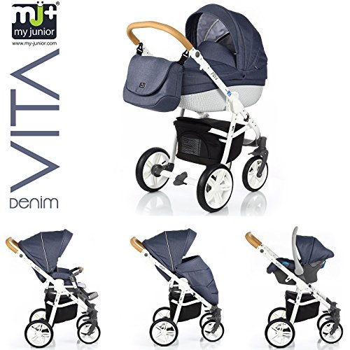 My Junior mj-0154007 Kinderwagen