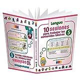 10 Sesiones para trabajar Los Contenidos básicos 5/ Editorial Geu/ 5º primaria/ Mejora Lengua y matemáticas/ Recomendado Como Apoyo