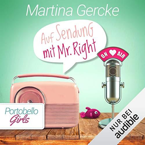 Auf Sendung mit Mr Right audiobook cover art