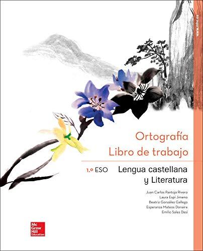 Ortografía, Libro de Trabajo: Lengua Castellana Y Literatura, 1 ESO