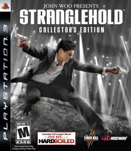 Stranglehold Collector's Edition (Includes Hard Boiled) - Playstation 3 by Midway