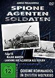 Spione, Agenten, Soldaten, Folge 18 - Major Martin: Landung der Alliierten auf Sizilien