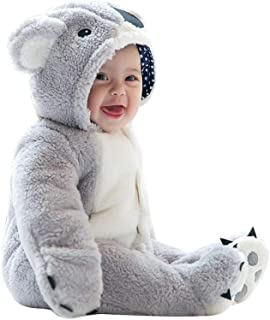 Baby Snowsuit Newborn Unisex Costume for Baby Newborn Outfit Hoodie Winter Baby Outfits Bodysuits