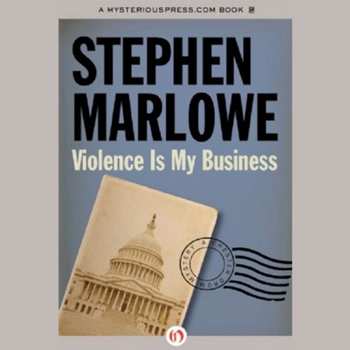 Violence Is My Business cover art
