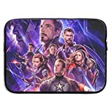 Lovesofun Neoprene Laptop Sleeve Case - Aven-ger's End War Game Portable Business Notebook Liner Protective Bag for MacBook Pro/MacBook Air/Asus/Dell 13 Inch