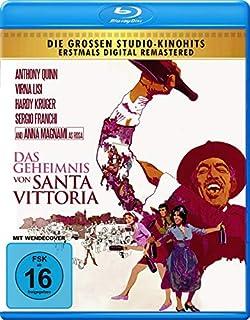 Das Geheimnis von Santa Vittoria - Extended Kinofassung (HD neu abgetastet) [Blu-ray]