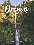"Oregon 2022 Calendar: From January 2022 to December 2022 - Super Mini Calendar 6x8"" - Pocket Gorgeous Non-Glossy Paper"
