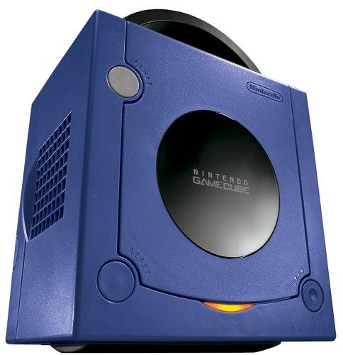 GameCube Console - Indigo [video game]