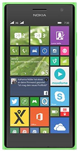 'Nokia Lumia 7308GB grün–Smartphone (11,94cm (4.7), 1280x 720Pixel, OLED, 1,2GHz, Qualcomm Snapdragon, 1024MB)