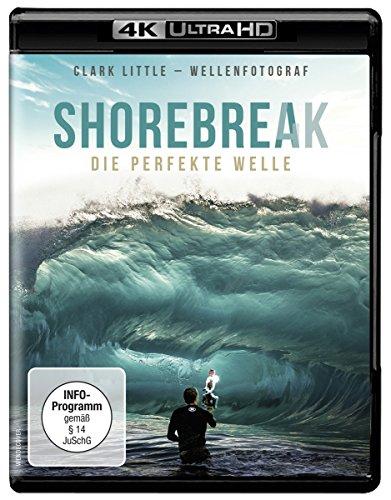 Shorebreak 4K - Die perfekte Welle (4K Ultra HD) [Blu-ray]