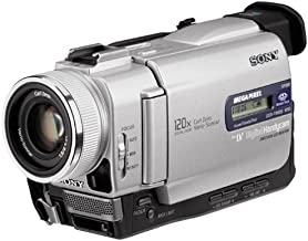 Sony DCRTRV20 Digital Camcorder with Builtin Digital Still Mode (Discontinued by Manufacturer)