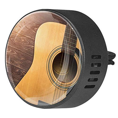 Nananma - Juego de 2 difusor esencial para aromaterapia, guitarra...