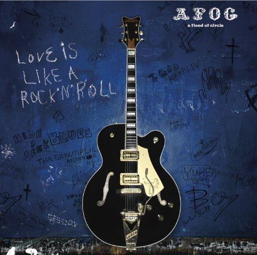 LOVE IS LIKE A ROCK'N'ROLL