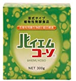 島本微生物工業 バイエムコーソ 300g×24個 JAN:4944897201217